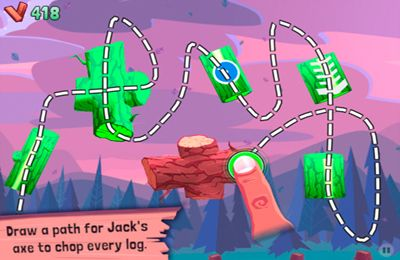 Arcade games: download Jack Lumber to your phone