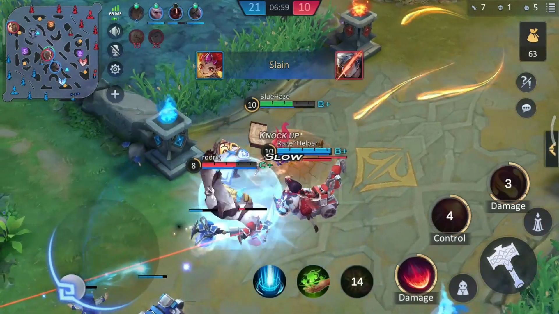Champions Legion | 5v5 MOBA for Android