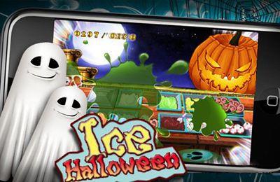 Eisiges Halloween auf Deutsch