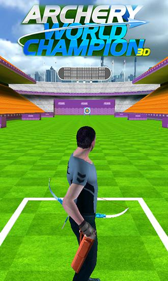 Archery: World champion 3D screenshot 1
