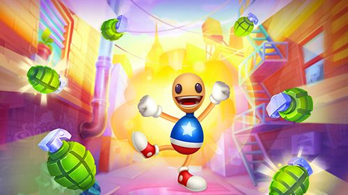 Arcade-Spiele: Lade Kick den Freund: Für Immer auf dein Handy herunter