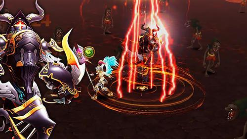 RPG Light of Aiaran für das Smartphone