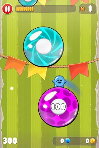 Jelly jumpers for iPhone