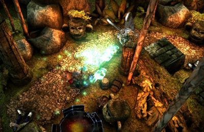 Screenshot SoulCraft on iPhone