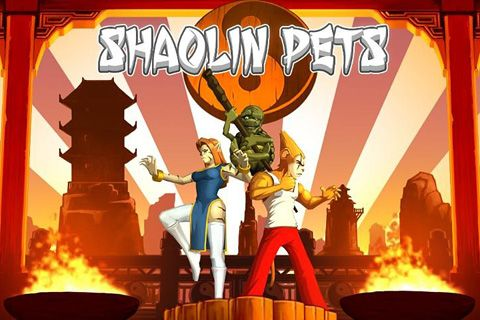 logo Shaolin pets