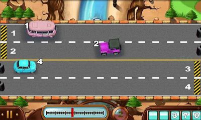 d'arcade Car Conductor Traffic Control pour smartphone