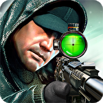 Sniper shot 3D: Call of snipers Symbol