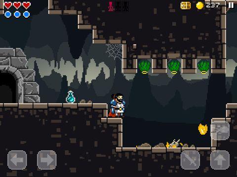 Screenshot Schwert des Xolan auf dem iPhone