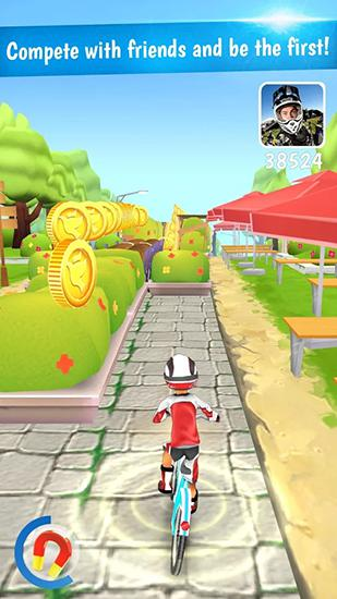 Bike rush pour Android