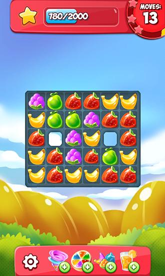 Juice fruit pop screenshot 4