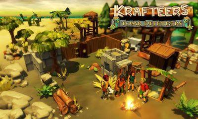 Krafteers - Tomb Defenders capture d'écran