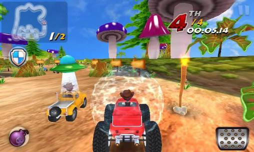 Kart racer 3D for Android