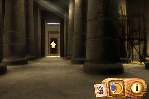 Abenteuer-Spiele: Lade Egypten 3: Die Prophezeiung auf dein Handy herunter