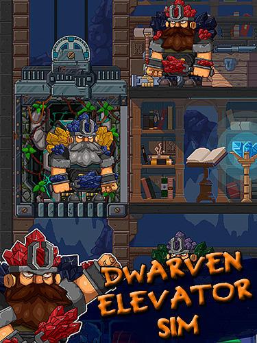 Dwarves elevator simulator Screenshot