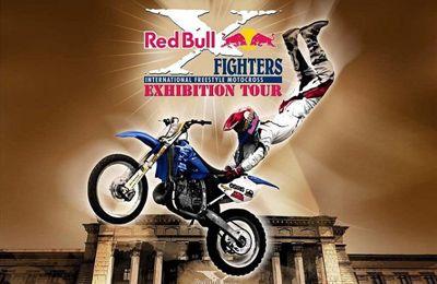 logo Red-Bull Motocrossstunts 2012