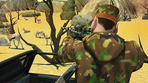 Hunter: African safari для Android