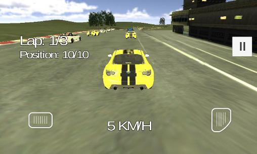 Extreme car racing für Android