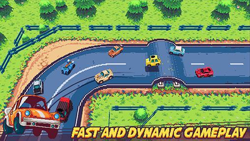 Pixelspiele Built for speed: Racing online auf Deutsch