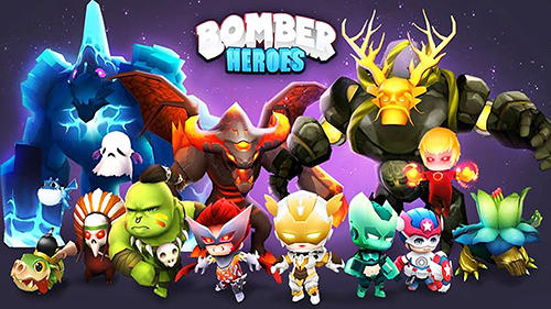 Bomber heroes: Bomberman 3D screenshot 1