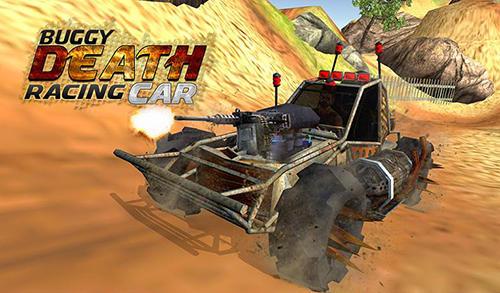 Buggy car race: Death racing screenshot 1