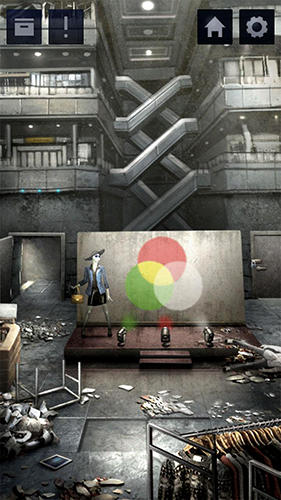 Doors and rooms: Escape games für Android