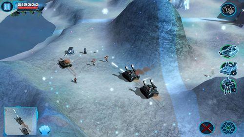Скріншот Z steel soldiers на iPhone