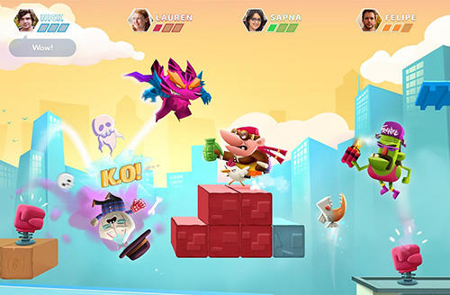 Super jump league screenshot 4