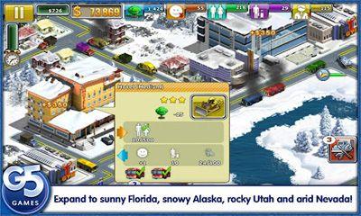 Virtual City 2 Paradise Resort capture d'écran 1