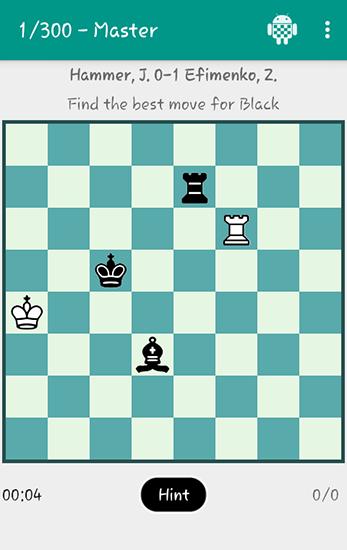 iChess: Chess puzzles Screenshot
