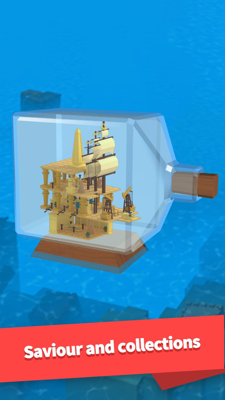 Idle Arks: Build at Sea скриншот 1