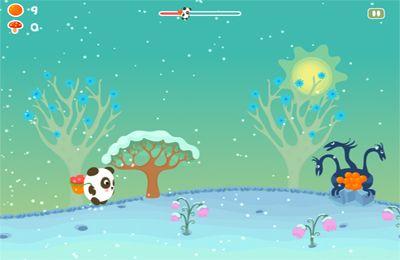 Arcade-Spiele: Lade Naschbär Panda HD auf dein Handy herunter