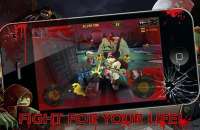 Action games: download Call of Mini: Zombies to your phone