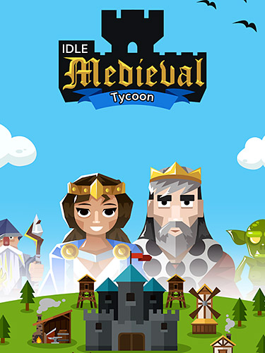 Idle medieval tycoon: Idle clicker tycoon game capture d'écran 1