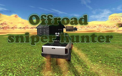 4x4 offroad sniper hunter Screenshot