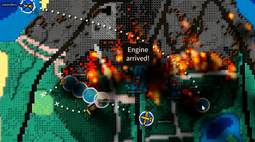 Firejumpers: Sandbox für Android