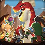 Dragon warriors: Idle RPG Symbol
