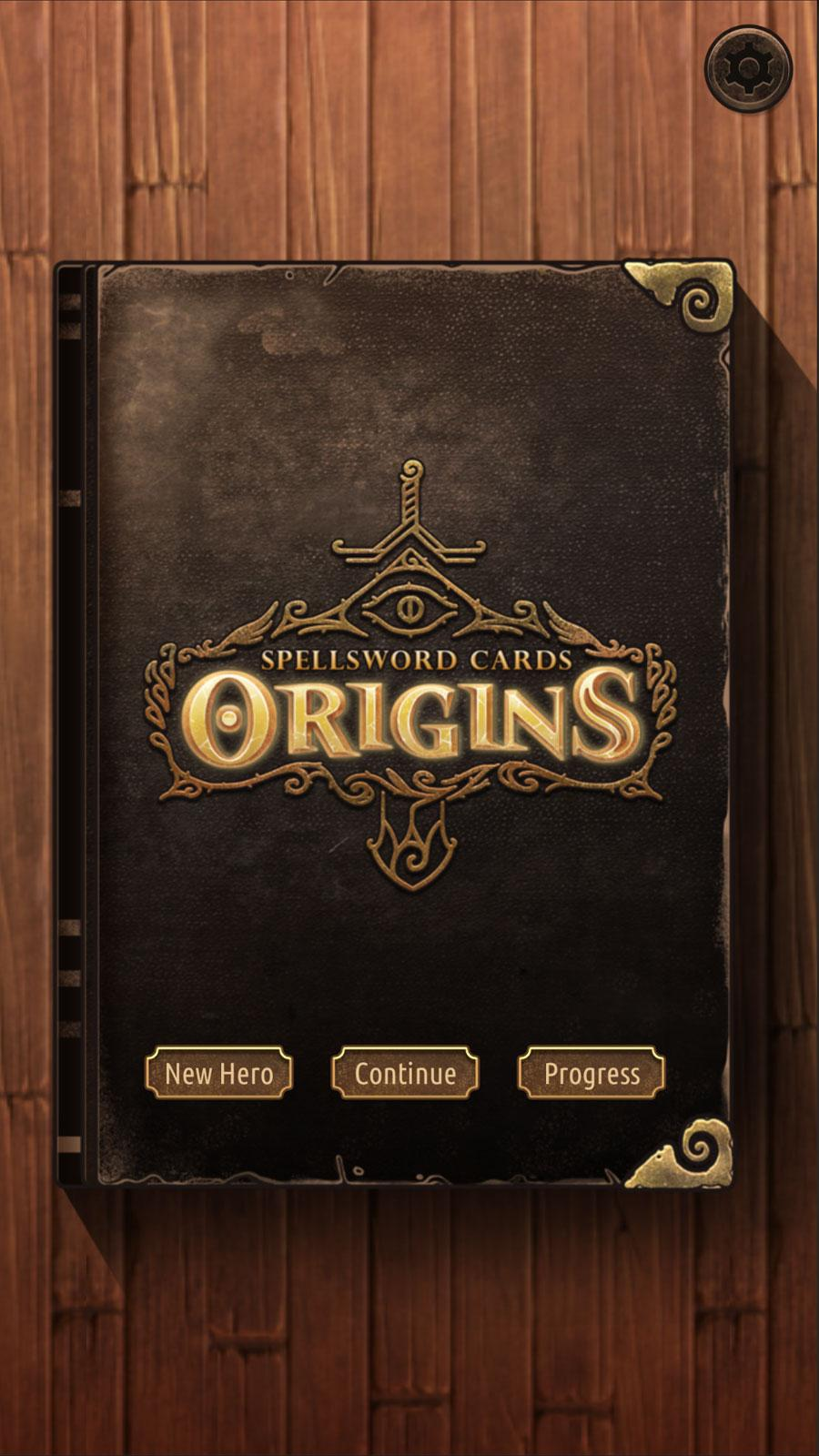 Spellsword Cards: Origins скриншот 1