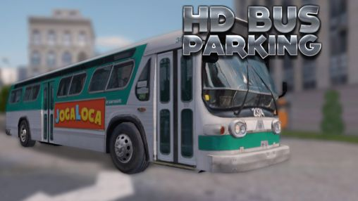 Bus parking HD capture d'écran 1