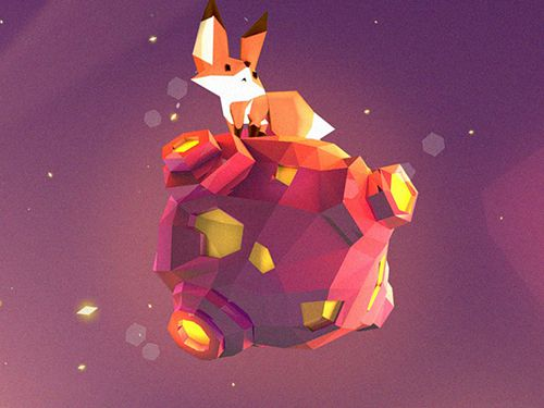 Arcade games: download The little fox to your phone
