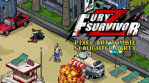 Fury survivor: Pixel Z capture d'écran 1