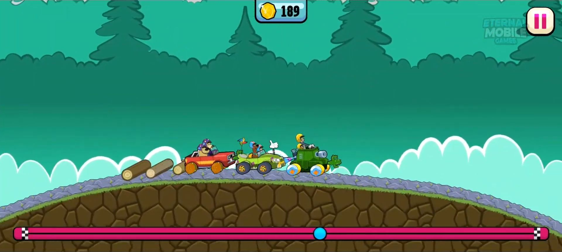 Boomerang Make and Race 2 - Cartoon Racing Game für Android