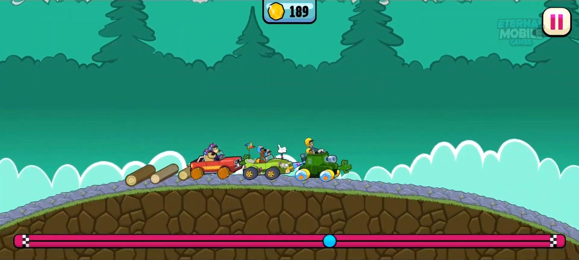 Boomerang Make and Race 2 - Cartoon Racing Game para Android