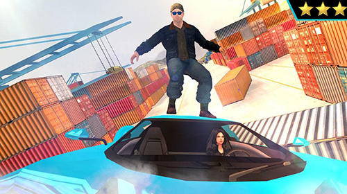 Hollywood stunts racing star für Android