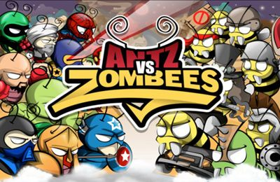 logo Ameisen gegen Zombies - Superhelden Verteidigung