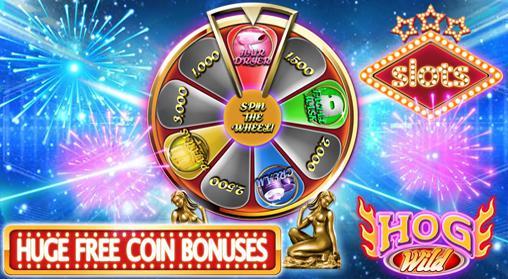 Android用 トーナメント・カジノ・スロット:ウィン・バウチャーズ