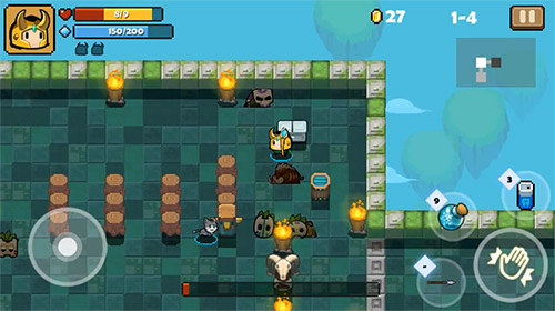 Heroes soul: Dungeon shooter скриншот 2
