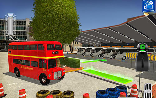 Bus station: Learn to drive! für Android