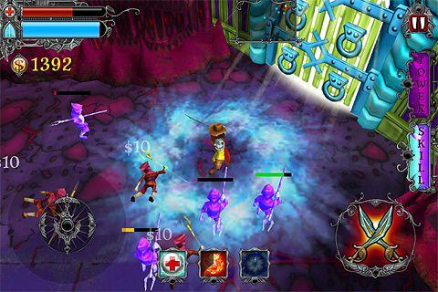 Actionspiele: Lade Vampir Angriff auf dein Handy herunter