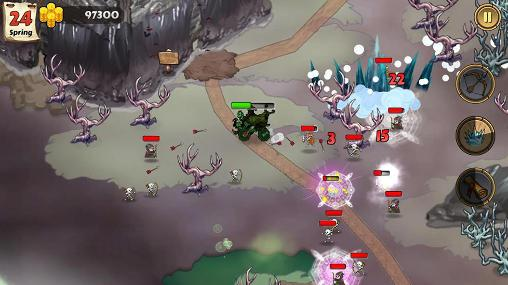 Wizards and wagons для Android
