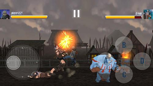 Street fighting game 2019 скриншот 1